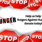 Rutgers Federal Credit Union Food and Fund Drive