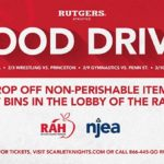 Help RAH Fight Hunger at FOUR Athletic Games!